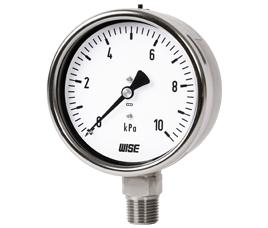 Đồng hồ đo áp suất thấp P422 Wise - Wise Vietnam
